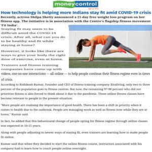 Fitness amid covid-19