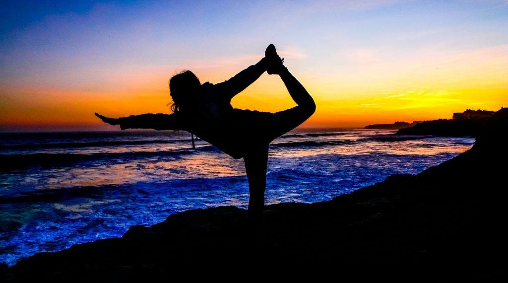 yoga, pacific, healthy